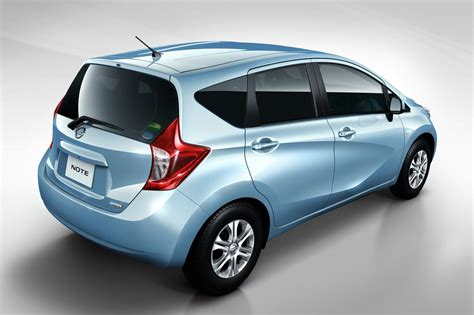 nissan note all new nissan note revealed autoevolution