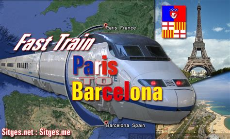 barcelona to paris train direct fast trains paris to barcelona 6h 25 min from december