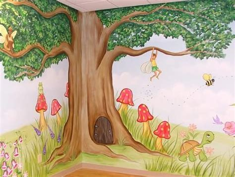 Wall Murals For Children 162 best images about leah s room tree shelf ideas on