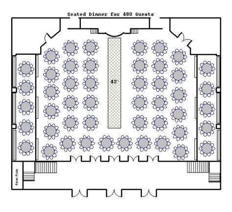 fashion show floor plan ballroom floor plans venue floor plans 583 park avenue