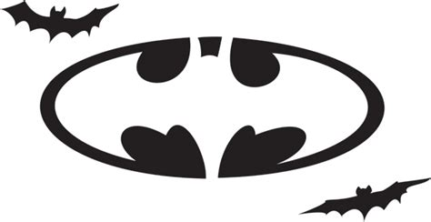 printable pumpkin stencils batman 5 best images of batman stencil printable batman logo