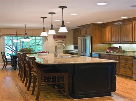 home design kitchen island kitchen designs with island seating with regard to