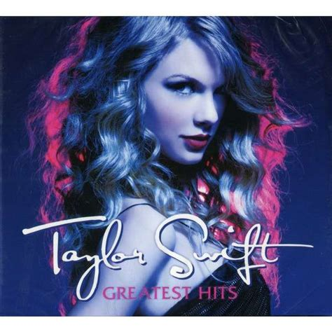 taylor swift greatest hits cd greatest hits by taylor swift cd x 2 with galarog ref