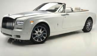 Rolls Royce Phantom Drophead White White 2017 Rolls Royce Phantom Drophead Coupe