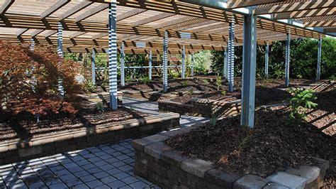 lath house design jc raulston arboretum lath house
