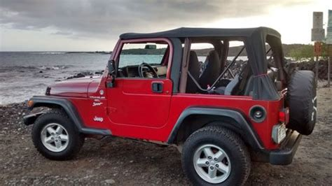 Hawaii Jeep Rentals Jeep Rental How To Get The Best Deal