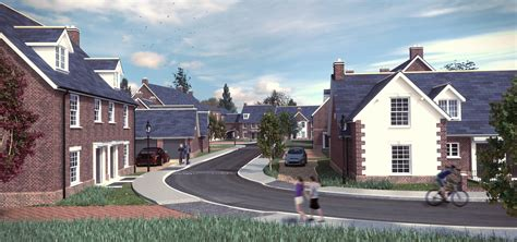 housing design residential housing development in cambridgeshire uk