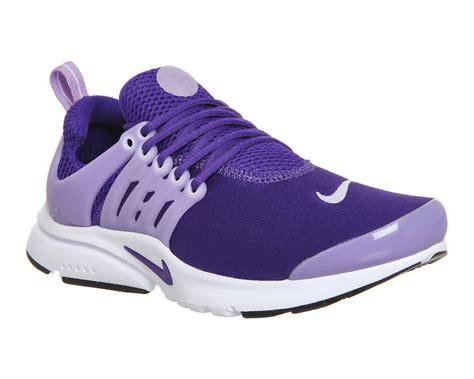 Sneakers Sepatu Nike Armax Transit Purple Grade Original 37 40 nike presto gs in purple lilac lyst