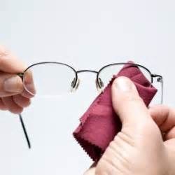 cleaning eyeglasses thriftyfun