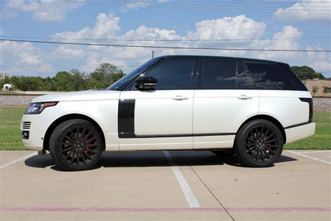 wrapped range 100 wrapped range rover sport matte black range