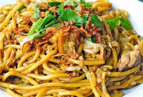 cara membuat mie goreng panjang umur aneka resep masakan indonesia menu makanan indonesia dan