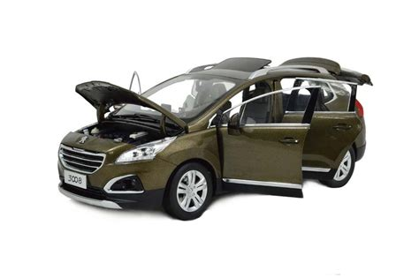 peugeot cars models peugeot 3008 2016 1 18 scale diecast model car wholesale