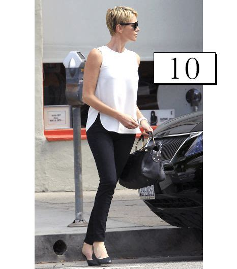 Charlize Theron Got Rid Of The Black Do by 60 Best Images About Hair 2 On Shorts
