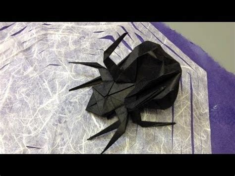 Origami Jumping Spider - 25 best ideas about origami on