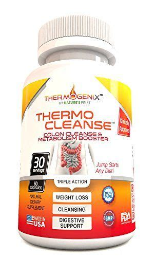 What Pills Detox Your by Thermocleanse Thermogenic Colon Cleanse The Best