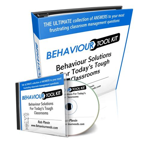 the behaviour tool kit behaviour solutions for today s tough classrooms books behavior management lessons from the middle