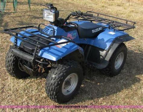 Suzuki Quadrunner 250 4x4 Parts Suzuki 250 Quadrunner 4x4 Wiring Diagram Get Free Image