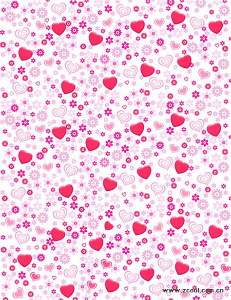 3d Cross Bumper Character Hello Pink vector background page 8