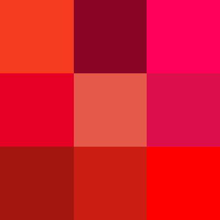 rojo color rojo la enciclopedia libre