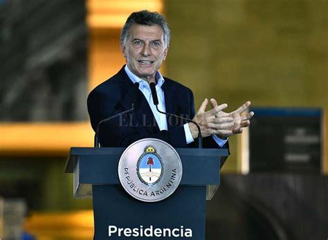 crditos hipotecarios 2016 argentina macri macri destac 243 el plan de cr 233 ditos hipotecarios que lanz 243