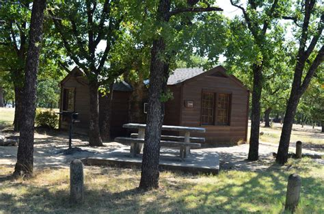 Oklahoma Cottages by Lake Murray Cabins Botanical Garden