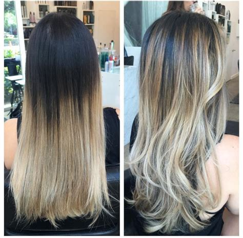 how to do balayage with twisting hair 314 best images about hair on pinterest chunky