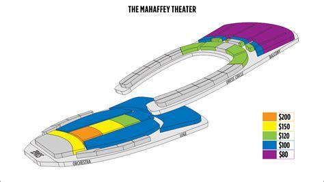 progress energy center seating chart mahaffey theater seating chart 11 mahaffey theater