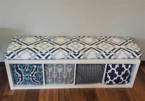 Kallax Bank by Kallax Cushions For Benches Window Seats More Hearth