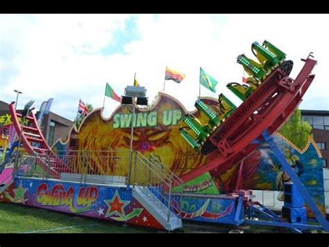 swing up swing up janssen lainez kermis genk 2016