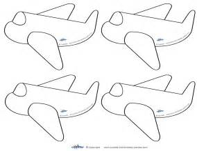 airplane cut out template airplane cut out template images