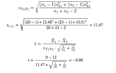 t test calculator t tests survey analysis surveymonkey
