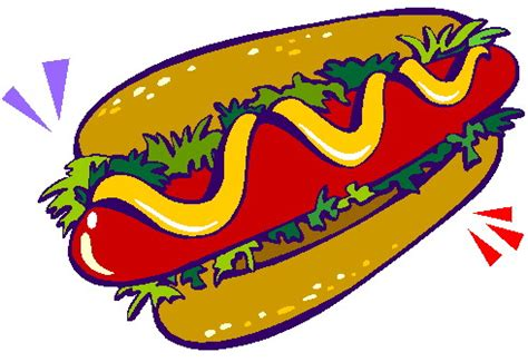 imagenes de un hot dog animado dibujos de hot dogs imagui
