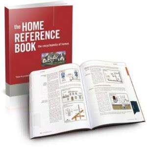 reference book for net in commerce home reference book home inspector