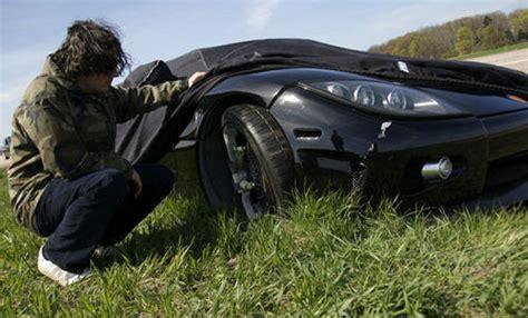 Top Gear Koenigsegg Crash Top Gear Involved In Crash Of Only Koenigsegg Ccxr In