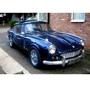 1968 Triumph GT6 Mk1 '68 With Overdrive SOLD  Car And Classic