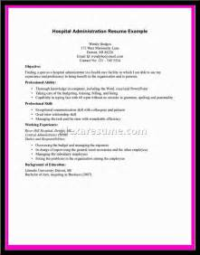Resume for healthcare medical field resume examples template