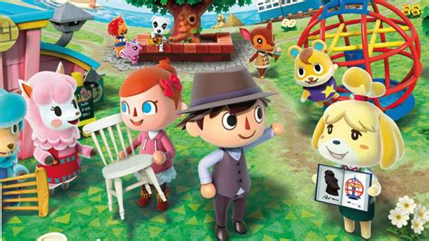animal crossing animal crossing announcement community launches on