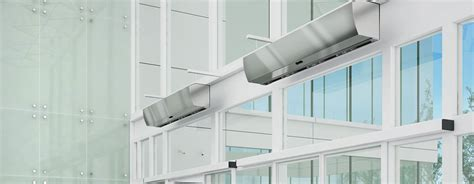 what are air curtains used for mitsubishi electric air curtains soozone