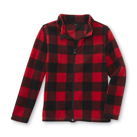 baby boy red and black checkered shirt toughskins infant toddler boys buffalo plaid fleece