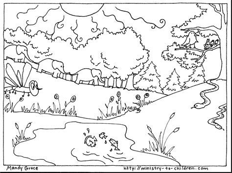 preschool coloring pages of creation preschool coloring pages of creation new outstanding bible
