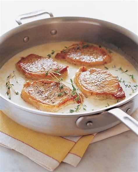Milk Braised Pork Loin America S Test Kitchen by Pork Loin Braised In Milk Recipe Martha Stewart