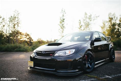 subaru impreza wrx stance flawless execution stancenation form gt function