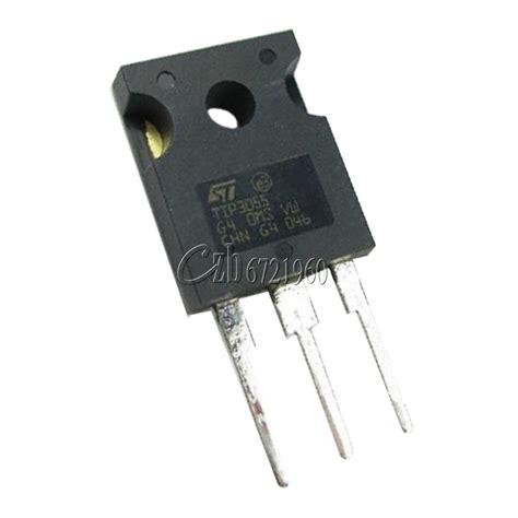 tip 3055 npn transistor 10pcs tip3055 tip 3055 transistor npn 60v 15a to 3p