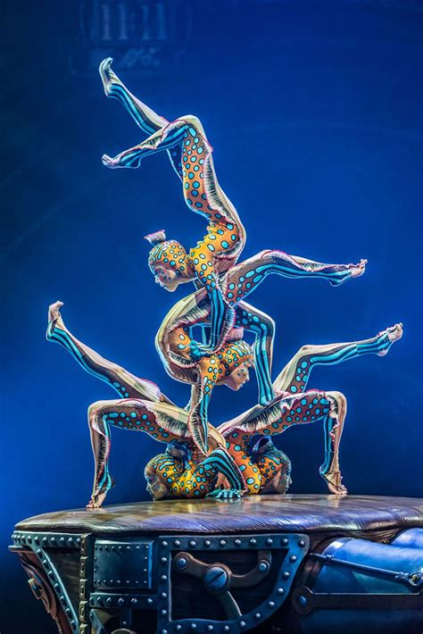 Cirque Du Soleil Cirque Du Soleil Kurios Review An Evening Of Magic