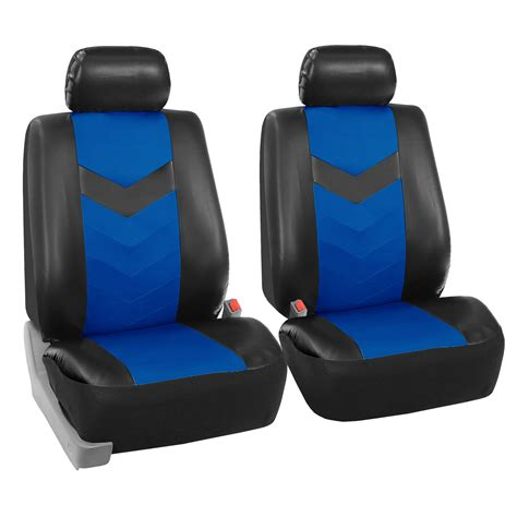 leather bench seat cover synthetic leather full set auto seat covers air bag safe