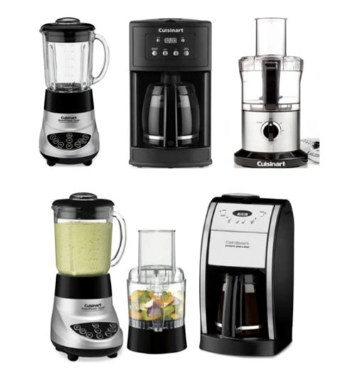 cuisinart kitchen appliances macy s cuisinart small kitchen appliances starting at 39