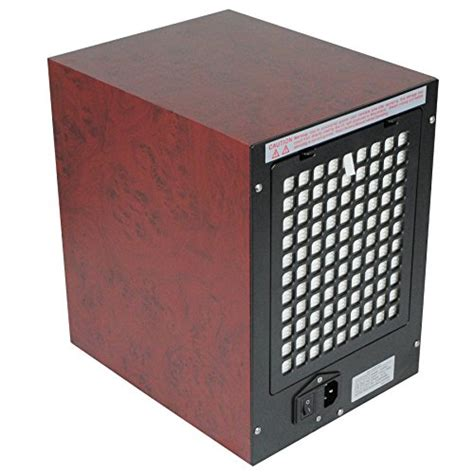 new age living cs3500 portable ionic hepa air purifier hepa filter ionizer ebay
