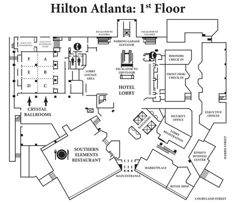 Hotel Lobby Floor Plans | simple hotel lobby floor plan of the basic floor plans