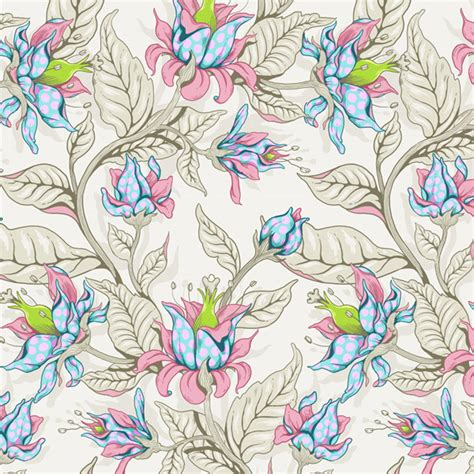 pattern seamless photoshop create a seamless fantasy floral pattern in adobe
