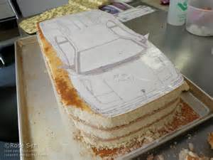 Car Template For Cake by Lamborghini Diablo Se30 Car Cake Cakestories Ca